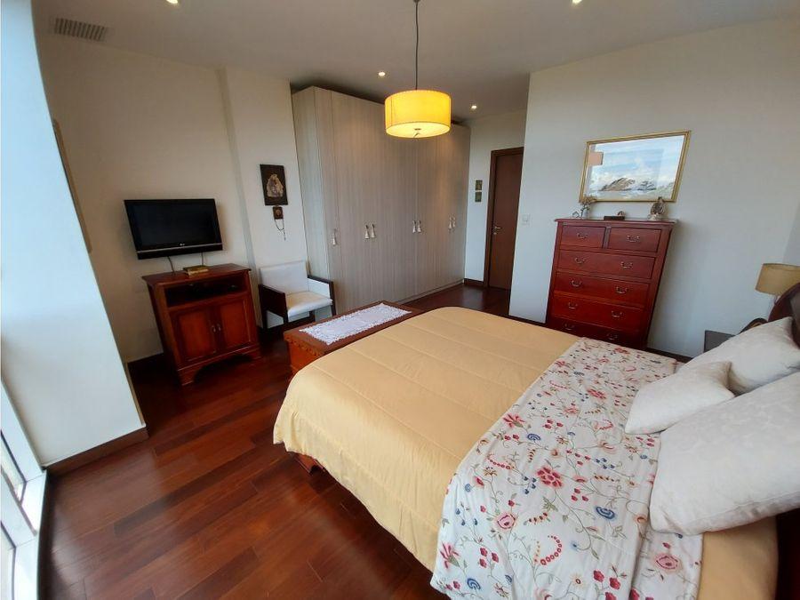exclusivo apartamento en renta