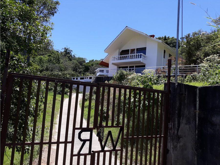 casa en venta con una vista espectacular
