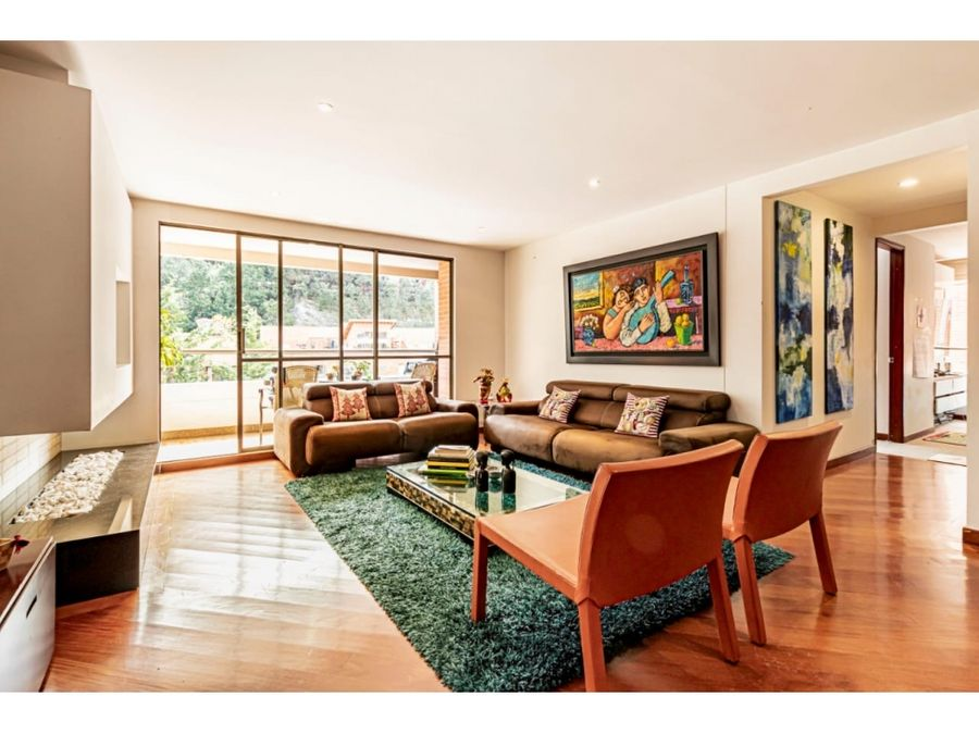 venta apartamento de 3 alcobas santa barbara alta