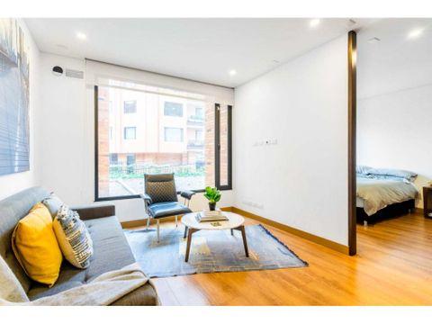 apartamento 1 alcoba refugio