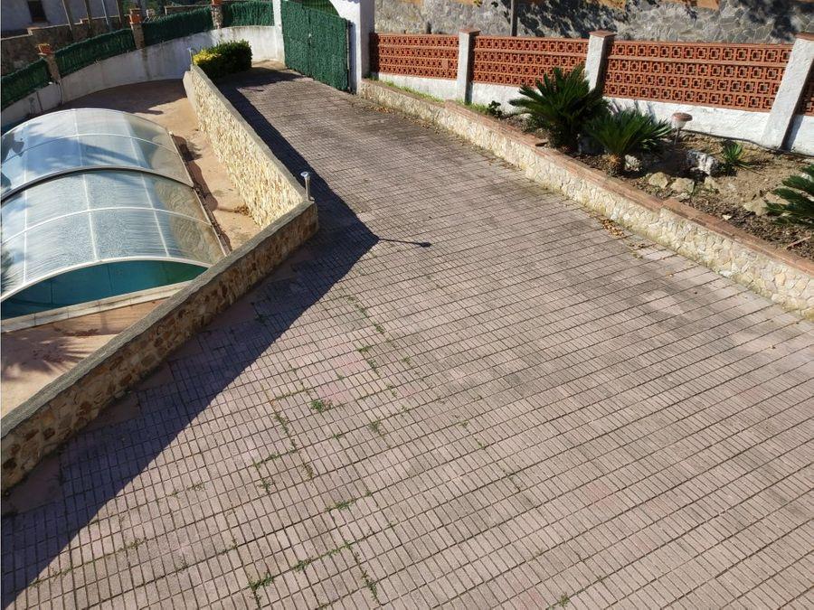 chalet perfecto vista al mar piscina garaje