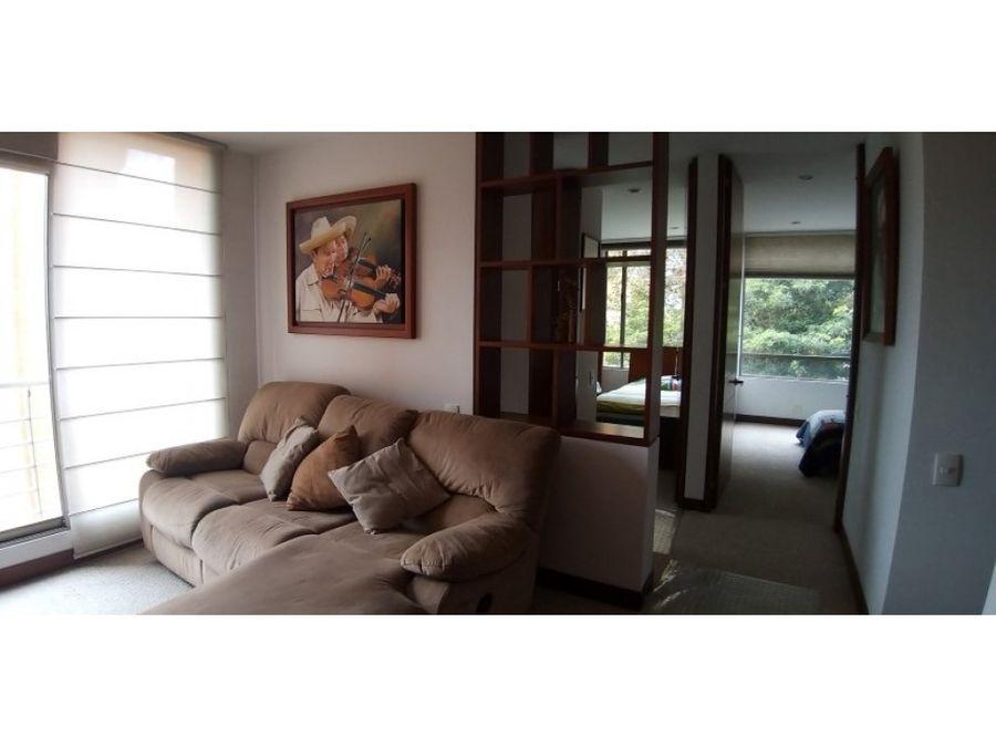 apartamento en venta cerros de niza bogota