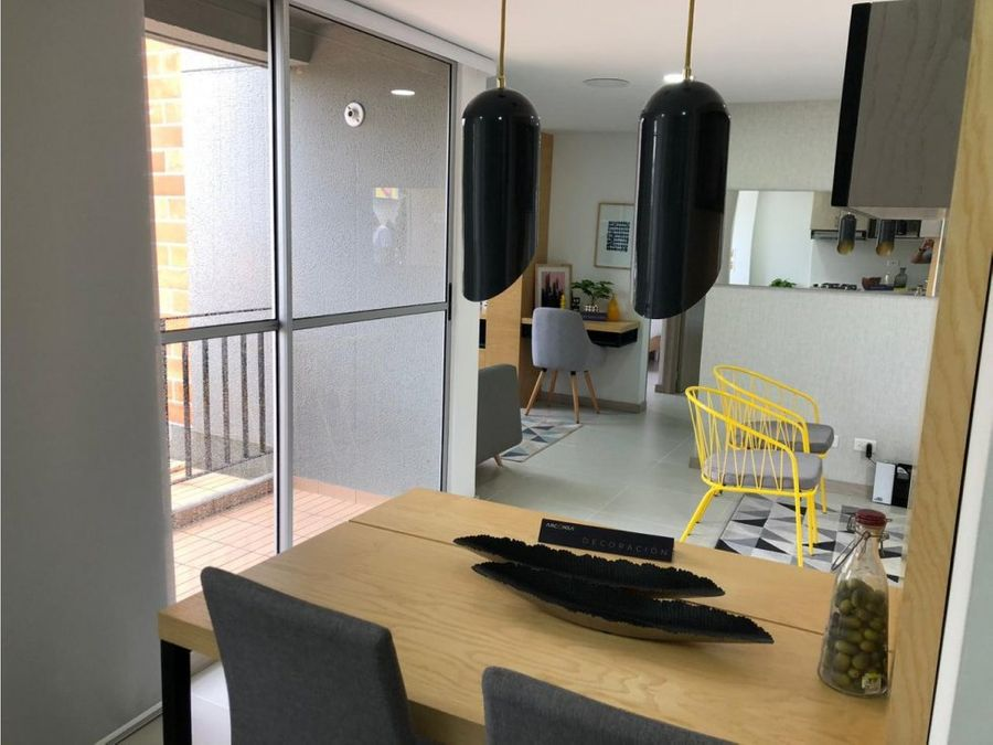 venta de cesion de derechos apartamento 60 m2 las lomitas sabaneta