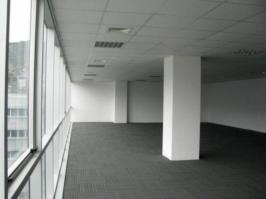 oficina arriendo 147 mt2 ciudad empresarial
