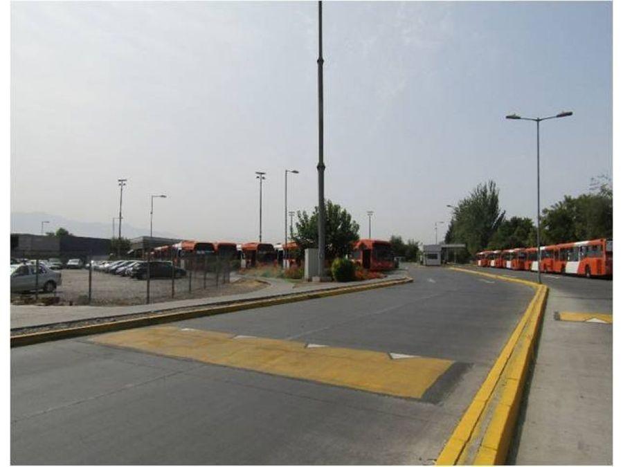arriendo industrial bodega 27000 mt2 terminal