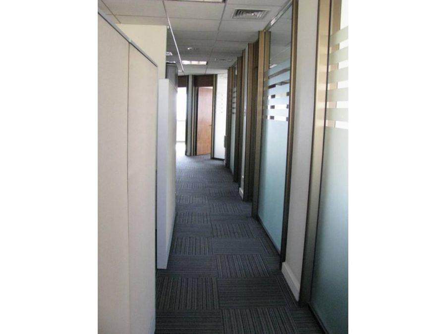oficina arriendo 374 mt2 metro el golf