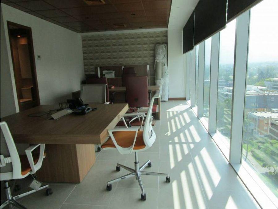 oficina arriendo 55 mt2 sector parque arauco