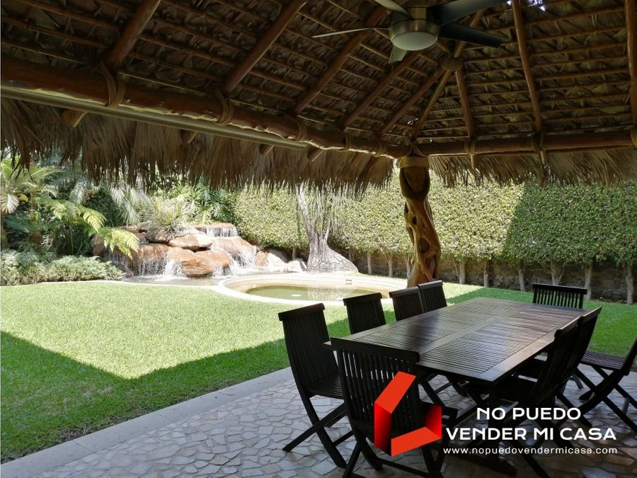 espectacular residencia en residencial sumiya