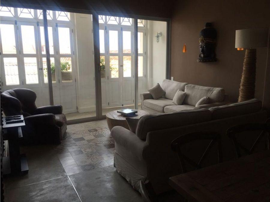 apartamento en venta en cartagena santo domingo