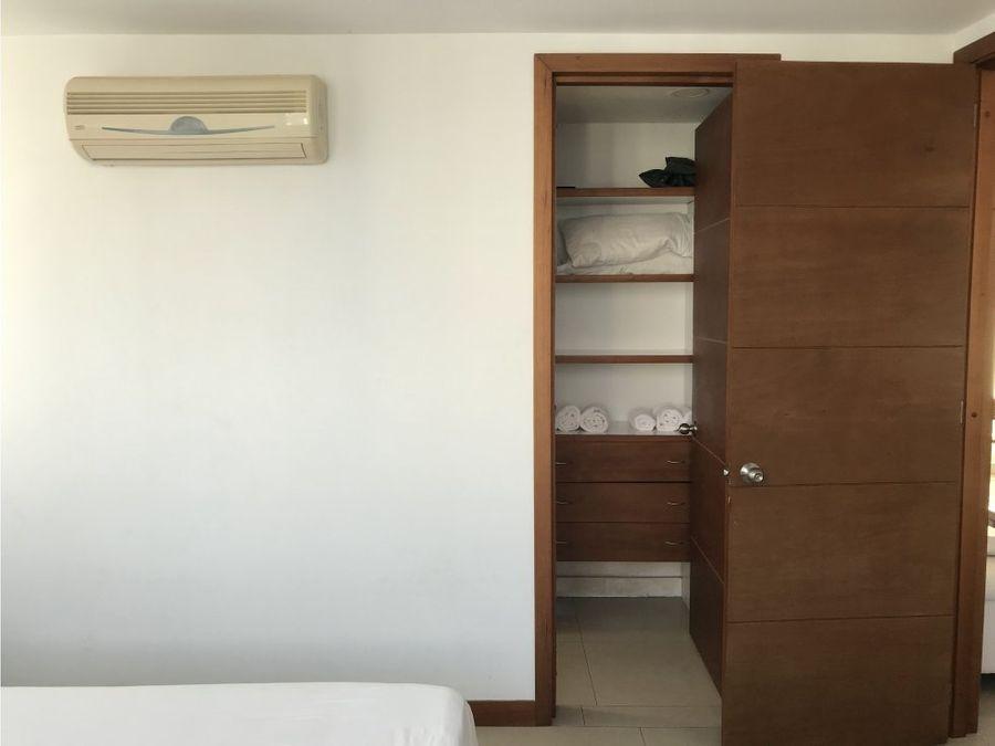 apartamento en venta en cartagena bocagrande