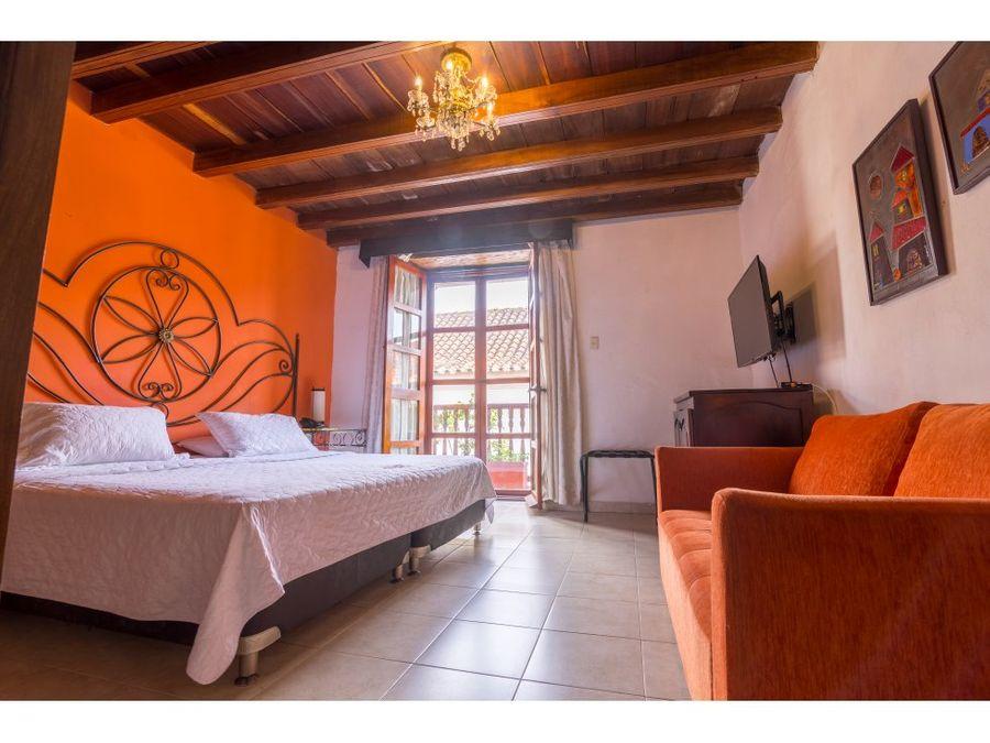 hotel en venta en cartagena santo domingo
