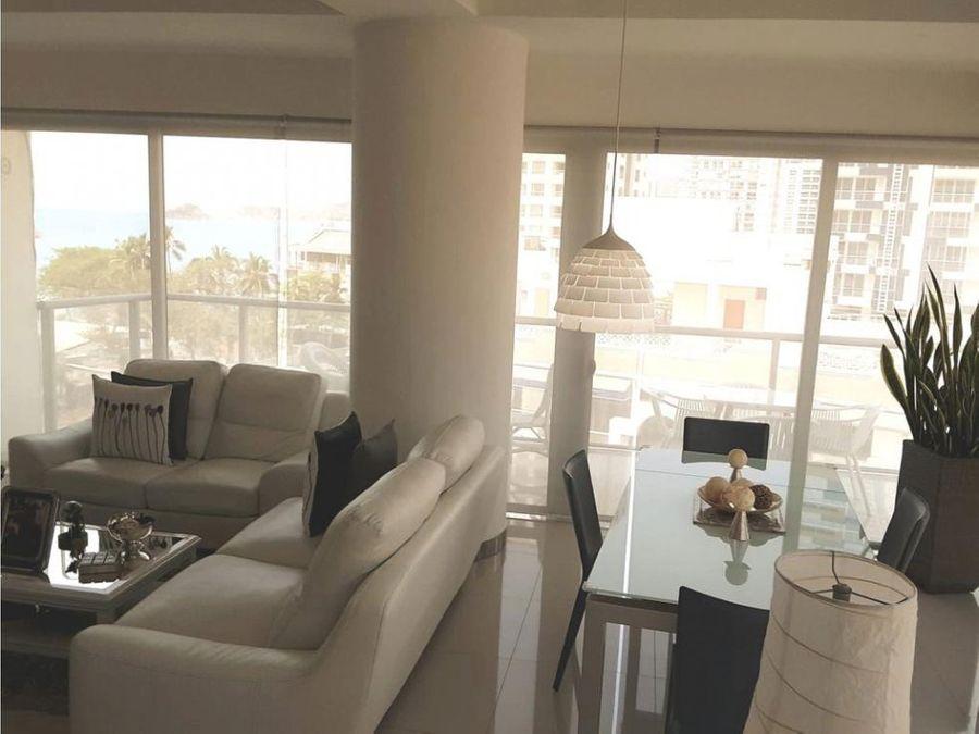 espectacular apartamento en rodadero sur