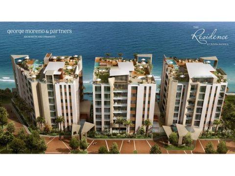 apartamento amoblado en venta the residences punta pacifica