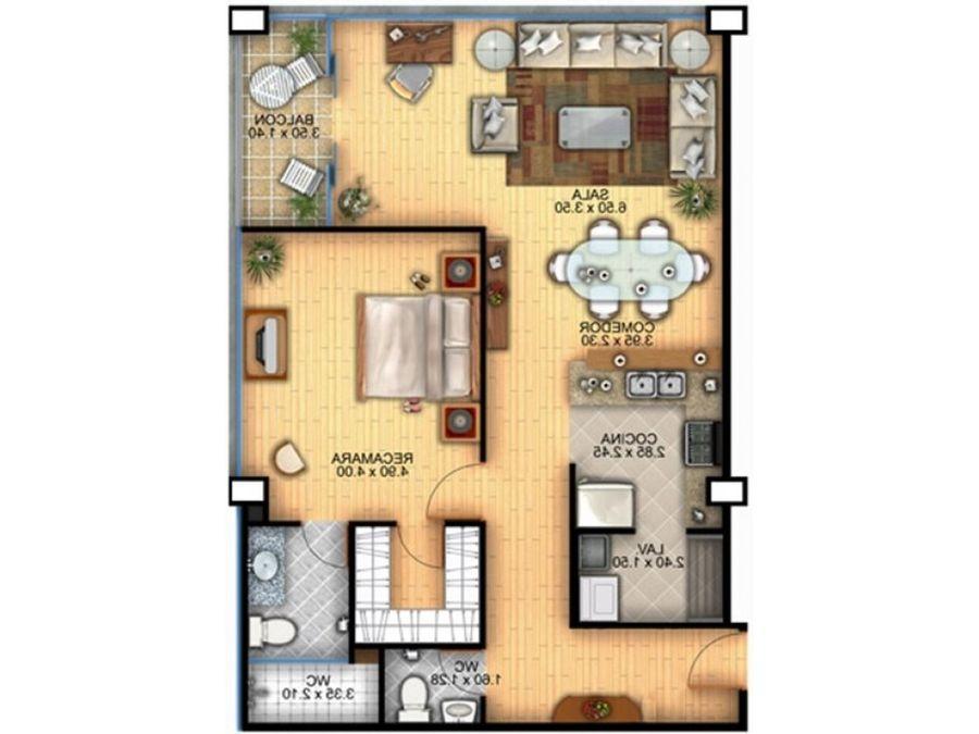 alquilo apartamento ph bayfront