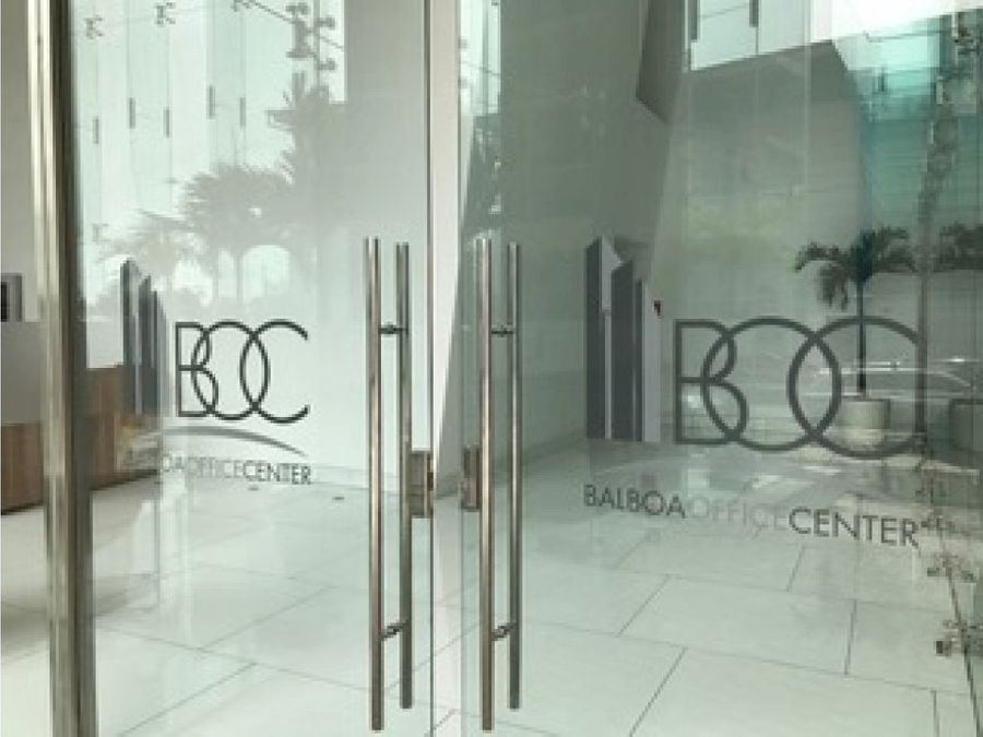 alquiler de oficina ph boc balboa office center