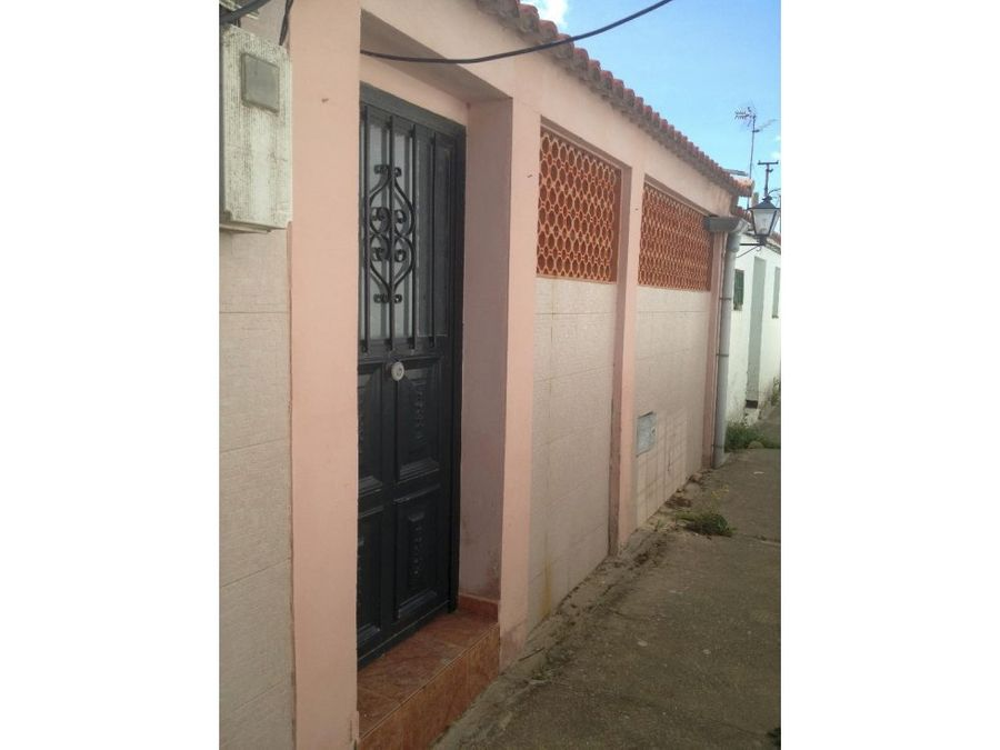 venta de casa en tharsis