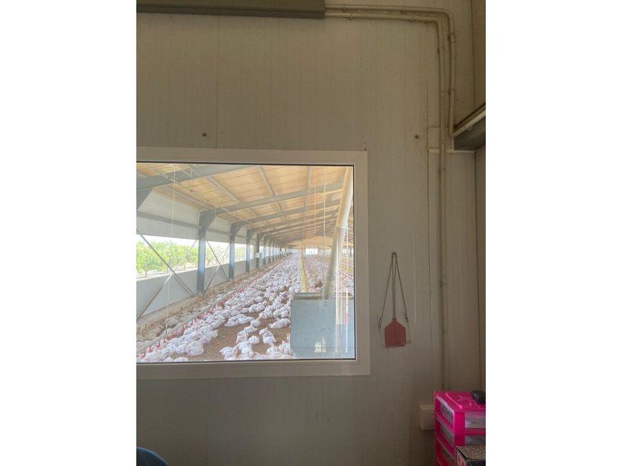 venta de granja en trigueros