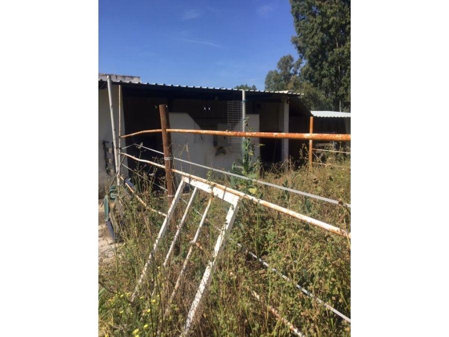 venta de casa de campo en beas