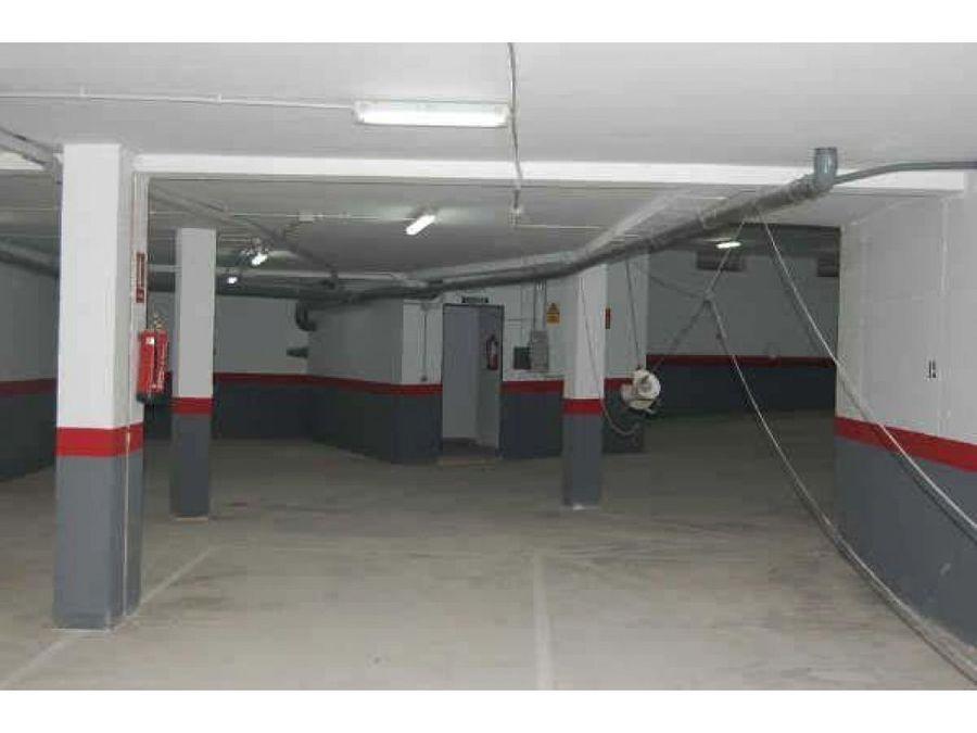 venta de garaje en gibraleon