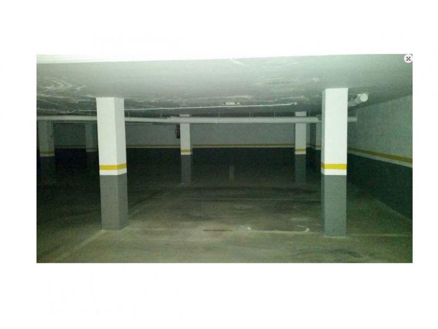 venta de garaje en almonte