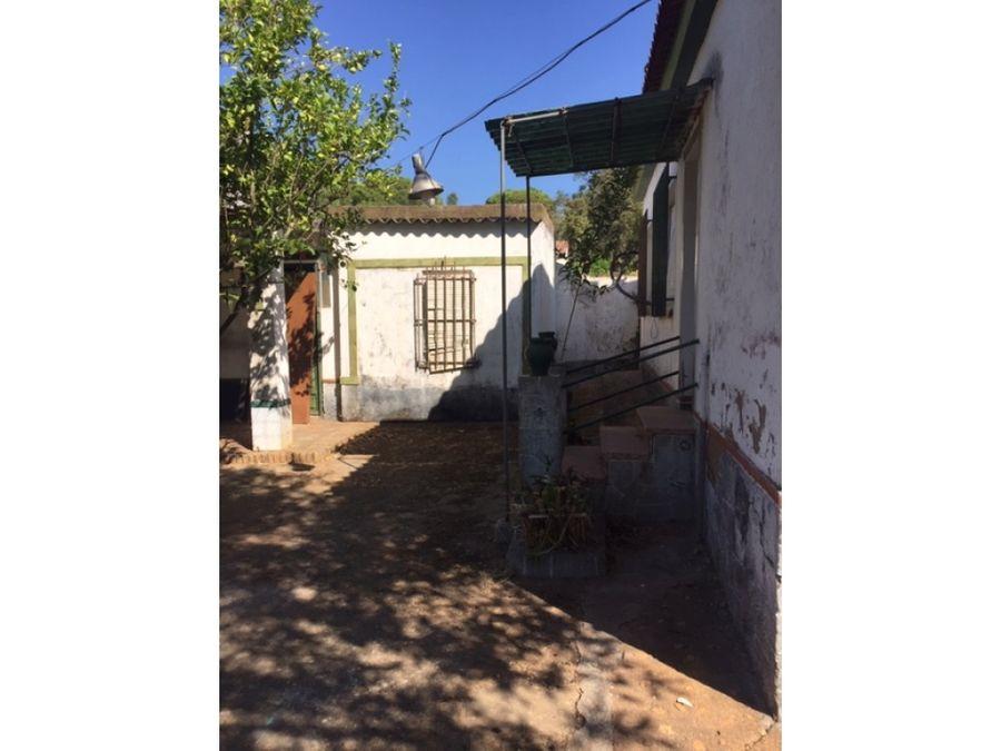 venta de casa de campo en fuente de la corcha