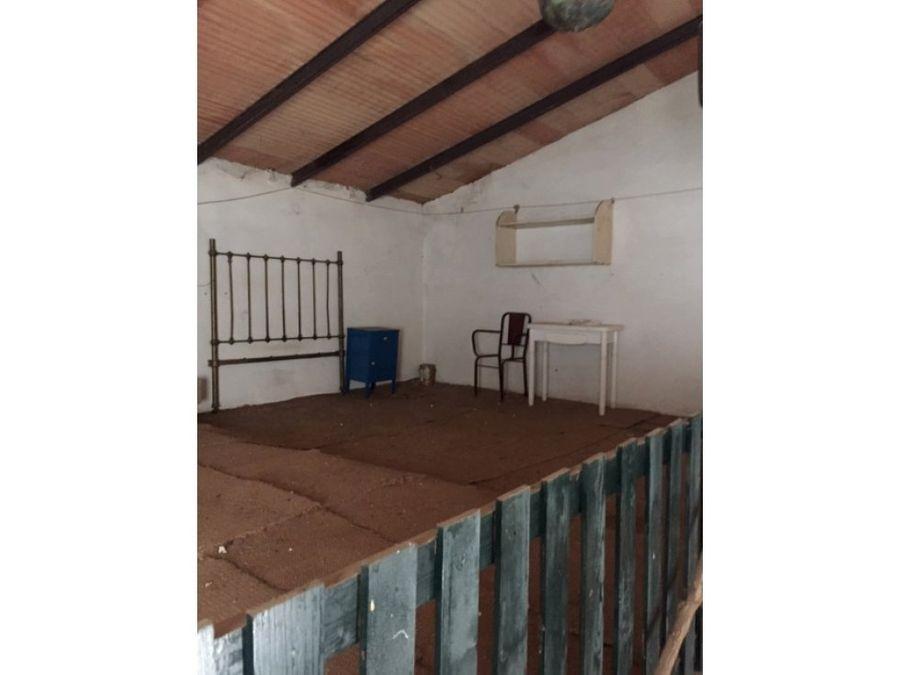 venta de casa de campo en navahermosa beas