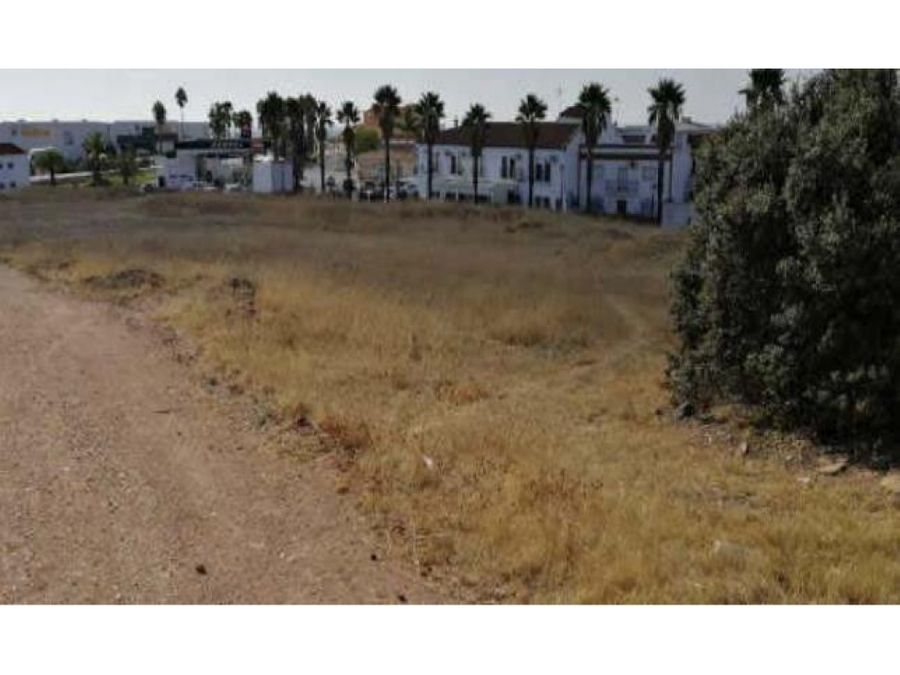 venta de terreno en villanueva de los castillejos