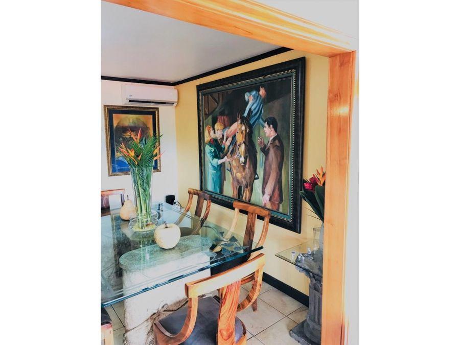 vendo casa en condominio bosques de moravia