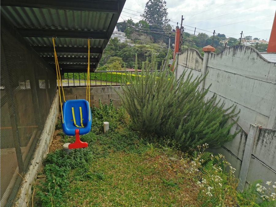 vendo casa una planta condo villa alta goicoechea