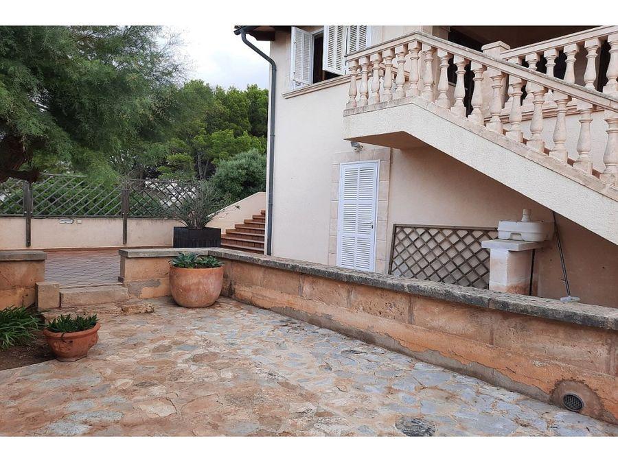 bonita casa en alquiler en colonia sant pere