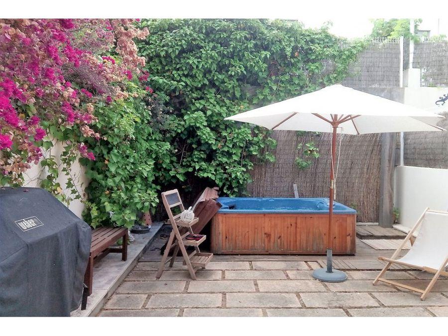 casa unifamilar con terraza de azotea