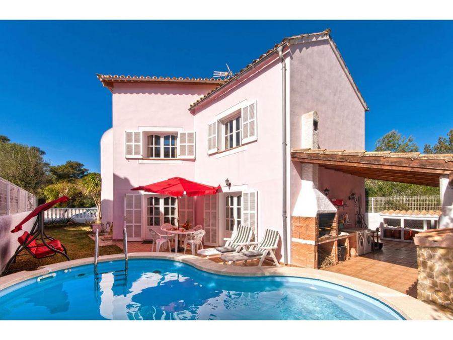 casa rosa son serra de marina