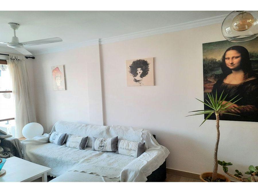 apartamento con jardin en colonia sant pere
