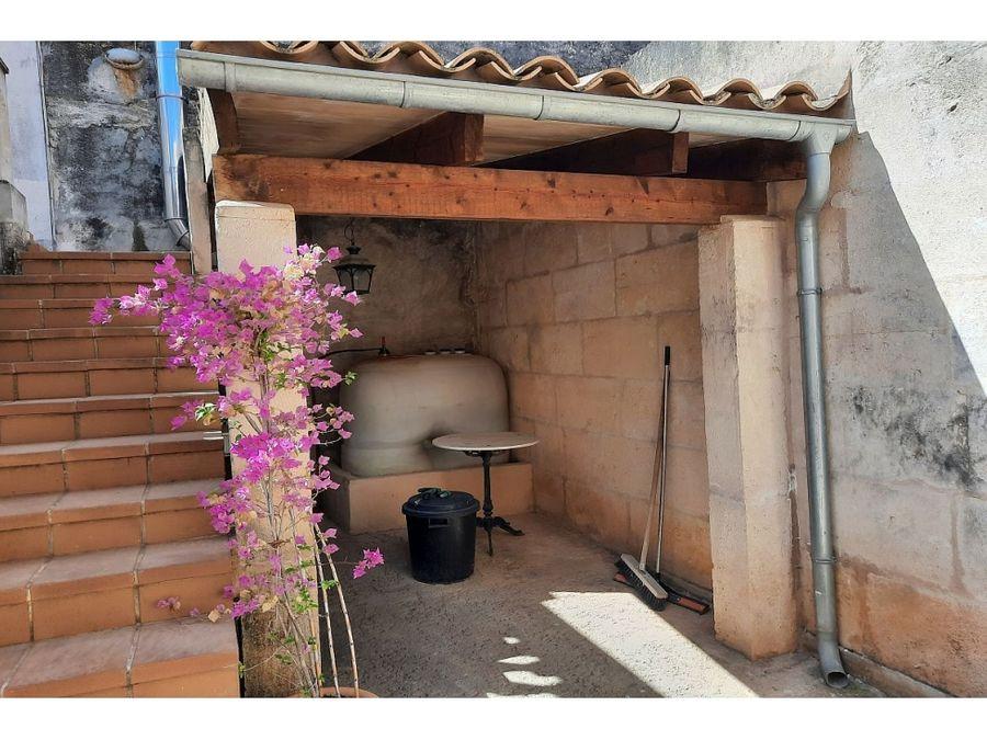casa en alquiler en el casco antiguo de petra