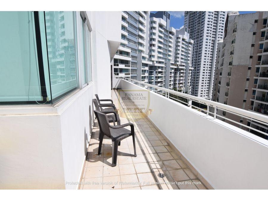 alquiler de apartamento amoblado en ph elmare 400 edison park sf