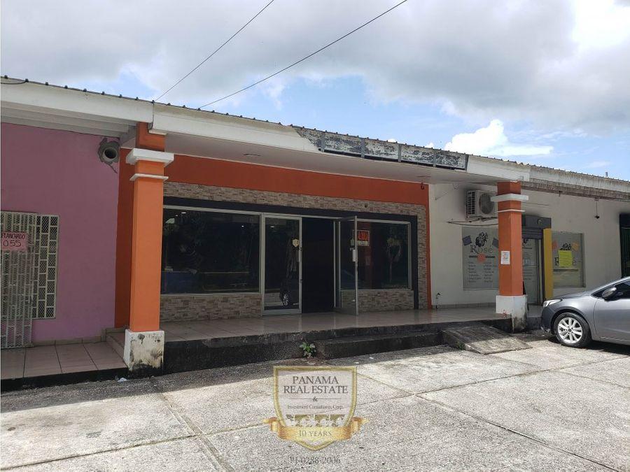 local comercial en alquiler en san antonio sd