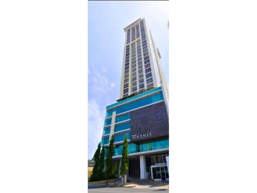 apartamento para inversion en obarrioph metric 2021