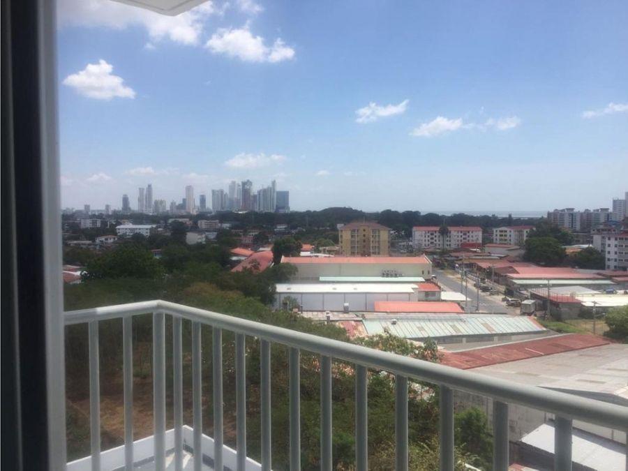 alquiler de apartamento linea blanca en ph riverside via espana lisa