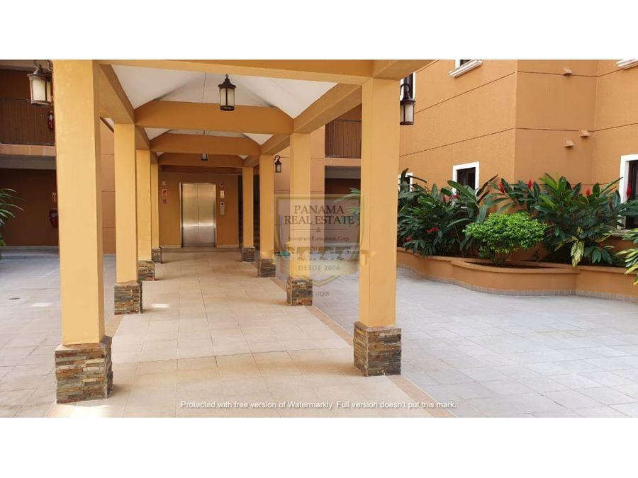 alquiler de apartamento con terraza en embassy club sf