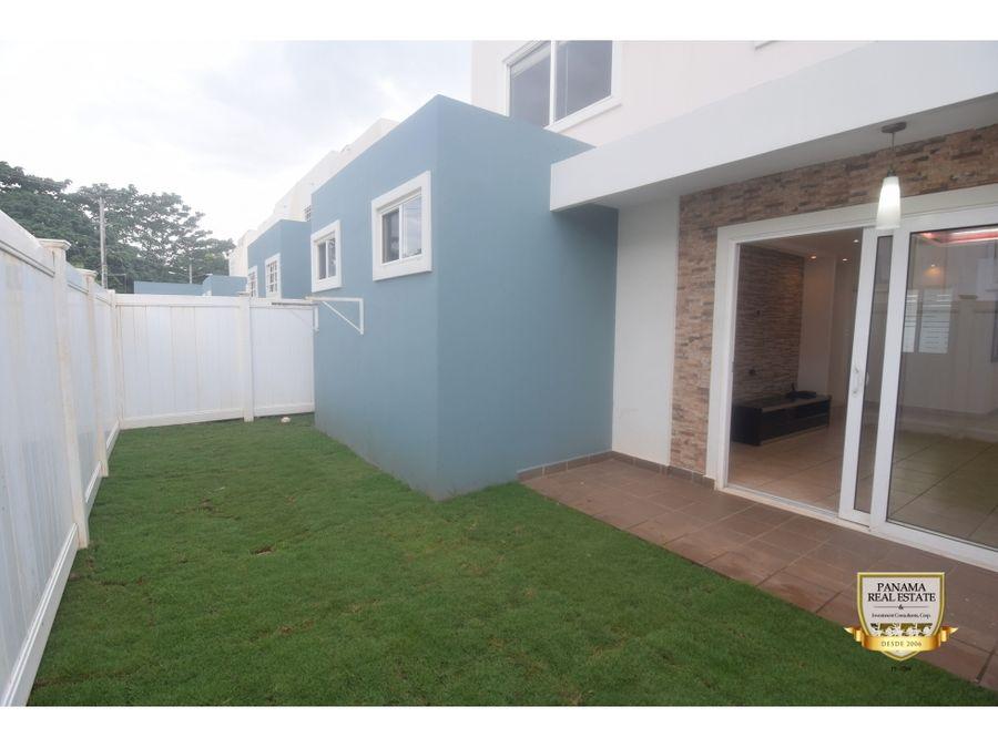 venta de casa duplex brisa del golf norte am