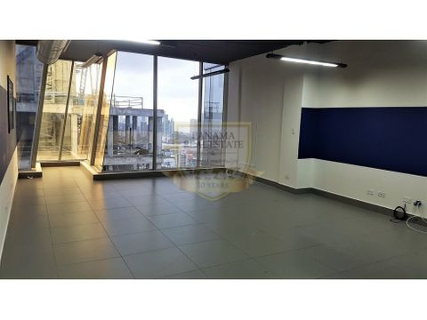 oficina en obarrio 65m2 87500 incl mant brac