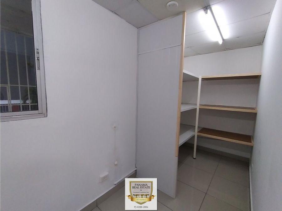 alquiler de oficina en san francisco 600 lt
