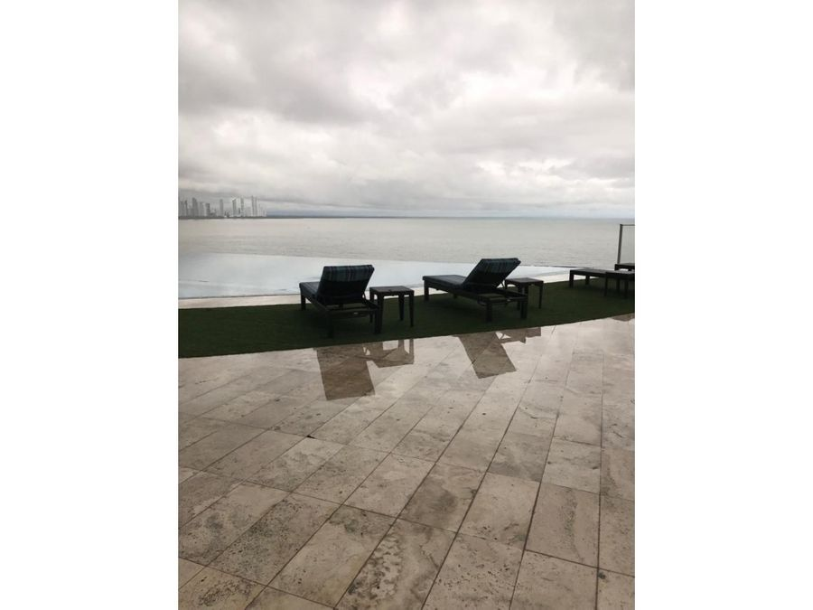 venta en punta pacifica ph oasis on the bay 94m2 1rec hm024