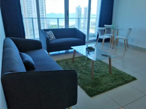 top tower apartamento amoblado en venta en costa del este lh