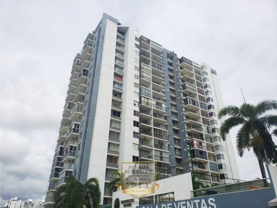 apartamento en alquiler en cosmopolitan towers transistmica sd