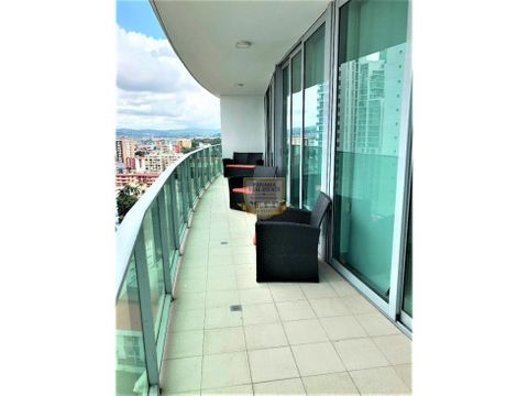 alquiler apartamento linea blanca bella vista aida