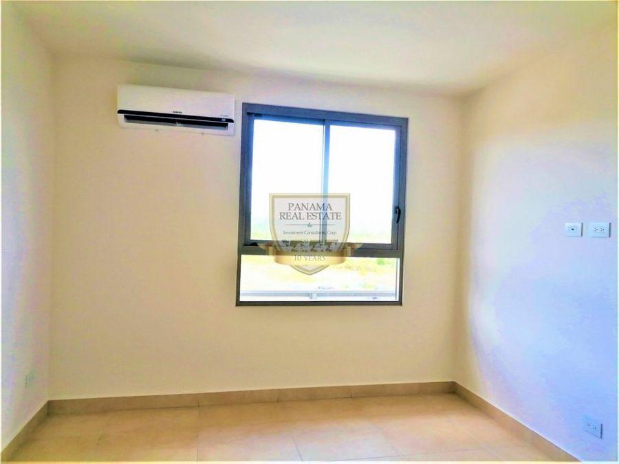 alquiler apartamento a estrenar linea blanca en panama pacifico aida