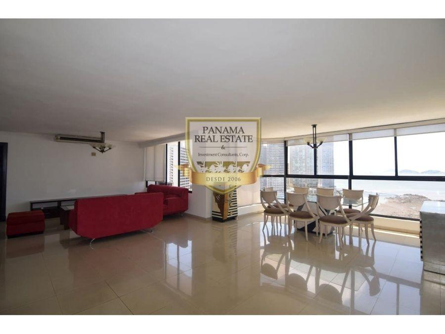 torre del pacifico b avenida balboa 3 habitaciones amoblado cc