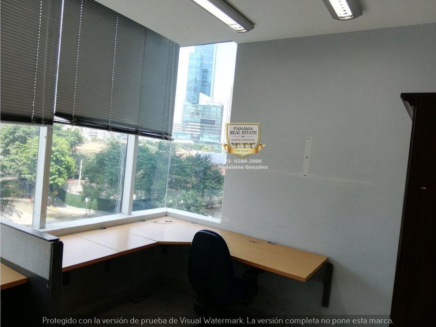 oficina en alquiler amoblada punta pacifica mg