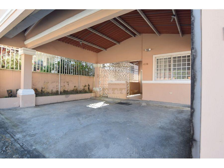 venta de casa villa zaita panama am